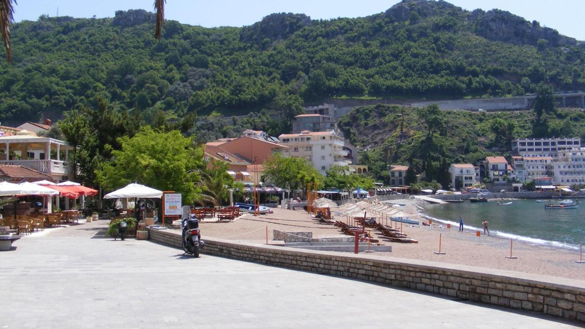 обала фонтана черногория фото последнем
