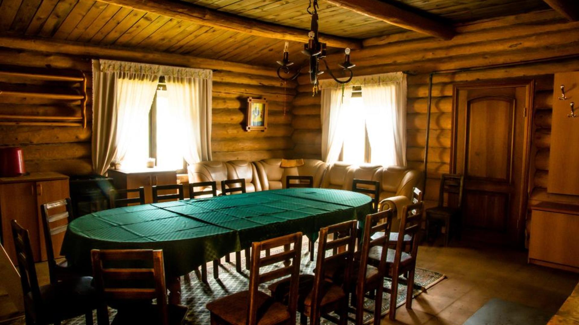Гостиница лесная заимка барнаул фото