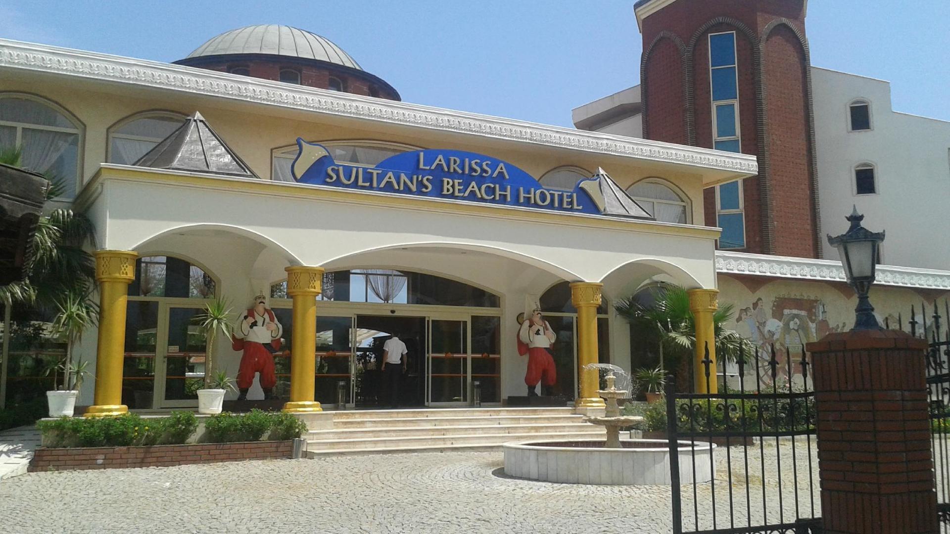 воздействие паров турция отель лариса султан бич в картинках хотят, чтобы каждый