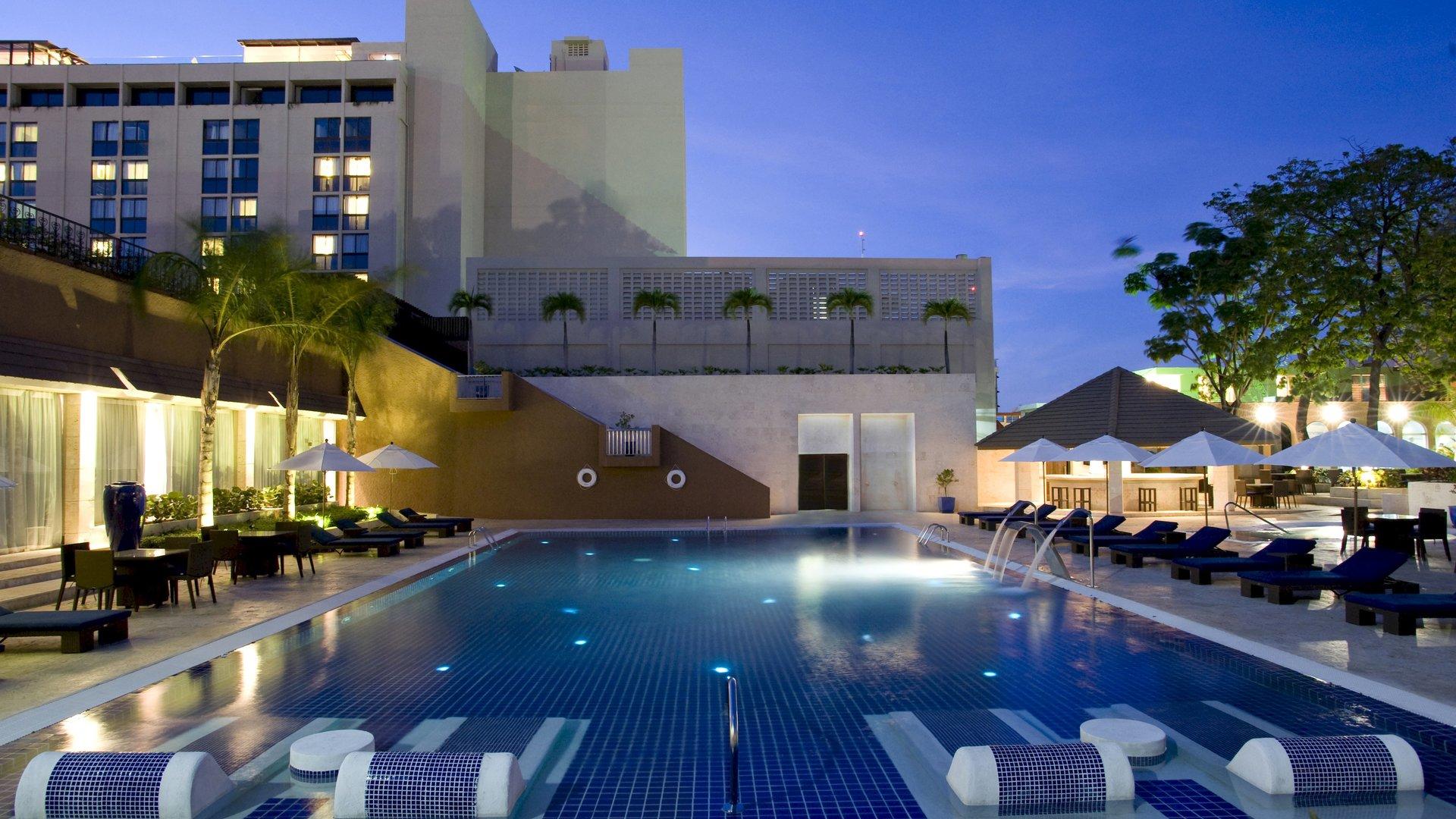 Hotel Jw Marriott Hotel Santo Domingo Santo Domingo, Santo Domingo