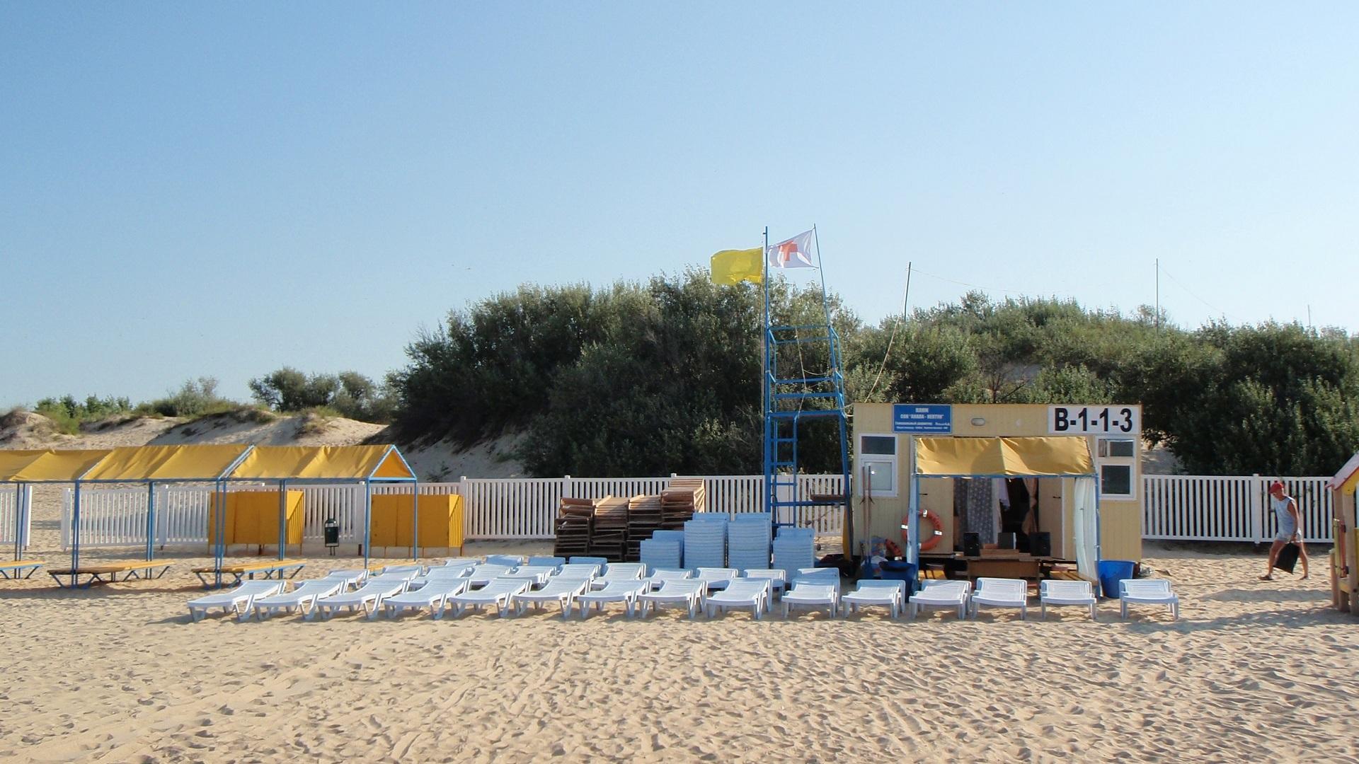 стрижка фото пляж санаторий родник анапа или