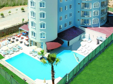 Holiday Line Beach (ex. Vital Beach Hotel; Time Hotel), 3*