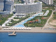 Amara Centro Resort (ex. Kervansaray Kundu), 5*