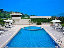 The Ashlee Plaza Patong Hotel & Spa (ex. Citin Plaza Patong Hotel & Spa), 4*