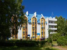 Балтика (Baltika), Пансионат
