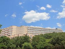 Южнобережный (Yuzhnoberezhnyy), Санаторий