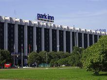 Park Inn Pulkovskaya Hotel, 4*
