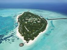 Meeru Island Resort & Spa, 4*