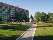 Виктория (Viktoriya), Санаторий
