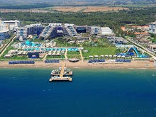 Susesi Luxury Resort (ex. Susesi De Luxe Resort Spa & Golf Hotel), 5*