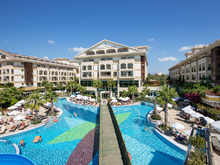 Crystal Palace Luxury Resort & Spa, 5*