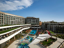 Emir The Sense De Luxe (ex. Emirhan Resort Hotel & Spa), 5*