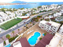 Smart Holiday (ex. Costa Akkan Suites; Blue Green Hotel; Poseidon Suites), 3*
