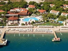 Crystal Flora Beach Resort (ex. Comfort Flora Beach), 5*