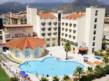 Larissa Inn (ex. Rizzi; The Orange & Fun World), 4*