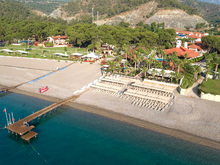 Club Akman Beach (ex. Halduns Beach Club), 4*