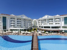 Roma Beach Resort & Spa (ex. Sentido Roma Beach Resort Spa; The Roma Beach Resort & Spa), 5*