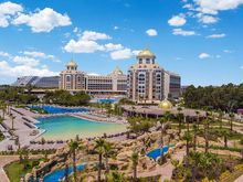 Delphin BE Grand Resort (ex. Botanik Exclusive Resort Lara, Rixos Lares), 5*