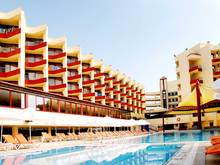 A11 Hotel Alanya (ex. Taksim International Obakoy), 4*