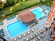 Villa Moon Flower Aparts & Suites, Апарт-отель