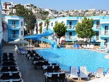 Costa Carina Resort (ex. Costa Blu; Hira Beach; Ezel Beach), 3*
