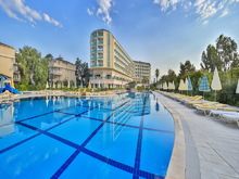 Hedef Beach Resort & Spa, 5*