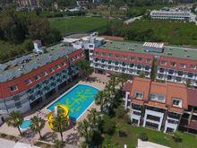 Armir Resort (ex. Kemer MIllenium Resort; Ganita Kemer Resort), 5*