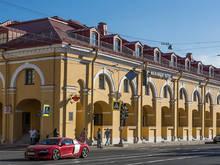 Theatre Square (ex. Meininger Hotel Saint Petersburg Nikolsky), 3*