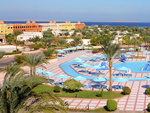 Pharaoh Azur Resort (ех. Sonesta Pharaoh Beach Resort; Melia Pharaon), 5*