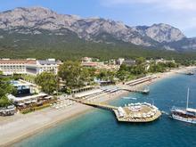 DoubleTree By Hilton Antalya-Kemer (ex. Sauce Hotel Kemer; The Maxim Resort), 5*