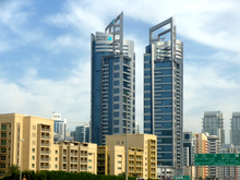 Millennium Place Barsha Heights Hotel Apartments, 4*