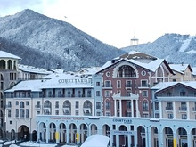 Courtyard by Marriott Sochi Krasnaya Polyana (ex. Gorki Plaza), 4*