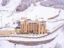 Novotel Resort Krasnaya Polyana (ex. Gorki; Solis Sochi Hotel), 5*