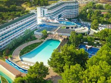 Water Planet Deluxe Hotel & Aquapark (ex. Water Planet Aquapark & Holiday Village), 5*