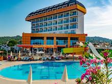 Throne Beach Resort & Spa (ex. Throne Nilbahir Resort & Spa), 5*