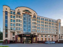 Courtyard by Marriott Center (ex. Courtyard by Marriott Пушкин), 4*