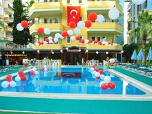Gold Twins Beach Suite (ex. Gold Twins Family Beach), 3*