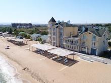 Санвиль Золотой пляж (ex. ТОК Золотой пляж), Гостиничный комп
