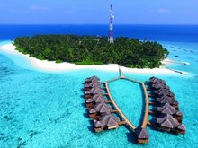 Fihalhohi Island Resort, 4*