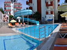 Solis Beach (ex. Holiday Line; Club Family Garden), 3*