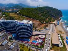 Nox Inn Deluxe (ex. Nox Inn Beach Resort; Tivoli Resort), 5*