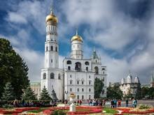 Тур в Москву «Москва классическая» (4дня/3ночи), Экскурсионная программа