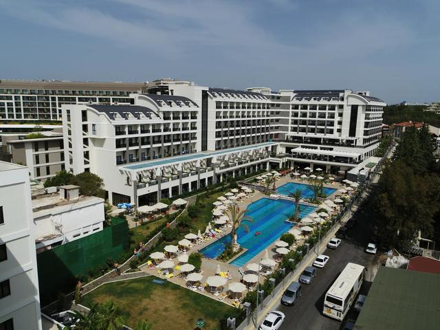 Tury V Otel Side Valentine Resort Spa 5 Turciya Side Ceny I Otzyvy 2020