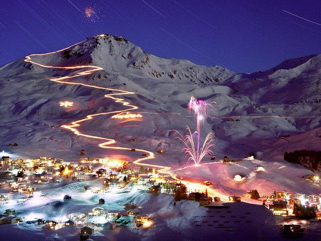 Новый Год в Андорре