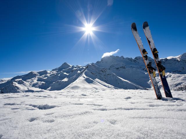 Новый Год в Италии на лыжах