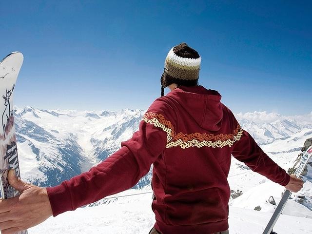 Новый Год во Франции на лыжах