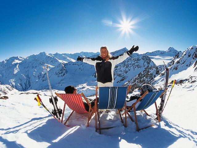 Новый Год в Австрии на лыжах