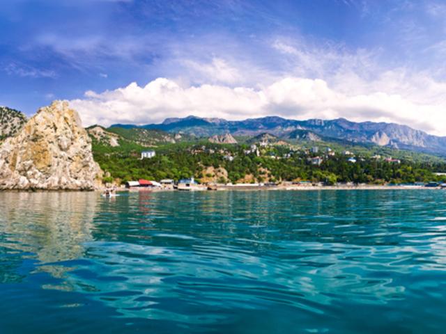 Крым: Симеиз